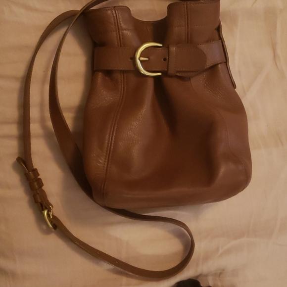 Vintage Coach Soho Bucket Bag